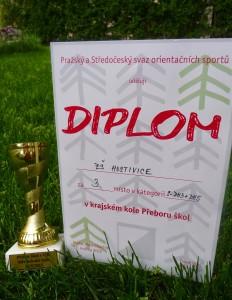 přebor škol 2015 pohár